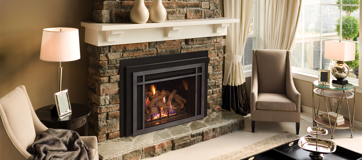 Real Fyre Gas Fireplace Insert Inseason Fireplaces