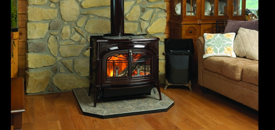 Vermont Castings Encore Flexburn Wood Burning Stove - Vermont Castings Intrepid II Catalytic Wood Burning Stove