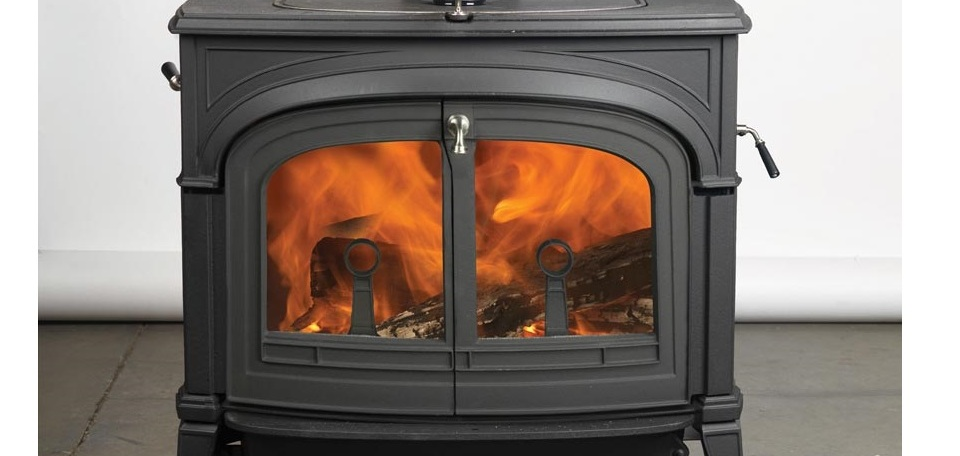 ... encore-wood-stove-facefront_960x456 ... - Vermont Castings Encore Flexburn Wood Burning Stove €� InSeason