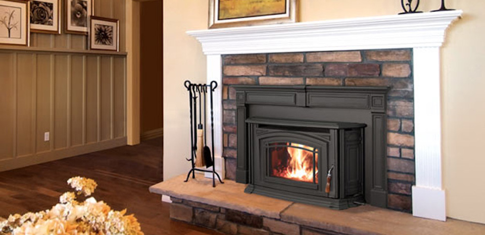 Enviro Boston 1700 Wood Fireplace Insert – InSeason