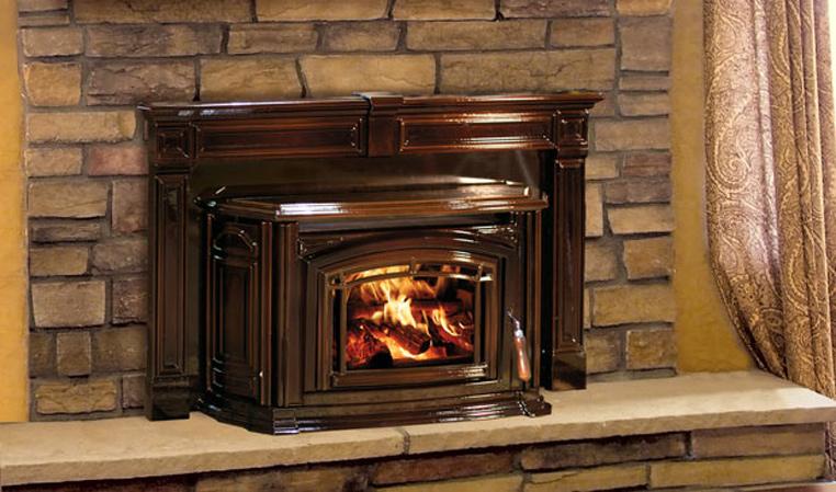 Enviro Boston 1700 Wood Fireplace Insert Inseason