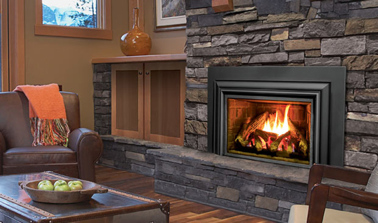 Enviro E33 Gas Fireplace Insert – InSeason Fireplaces • Stoves ...
