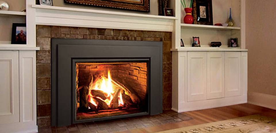 Enviro E44 Gas Fireplace Insert Inseason Fireplaces Stoves Grills Rochester Ny