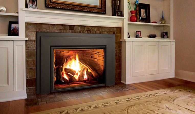 Enviro E44 Gas Fireplace Insert Inseason Fireplaces