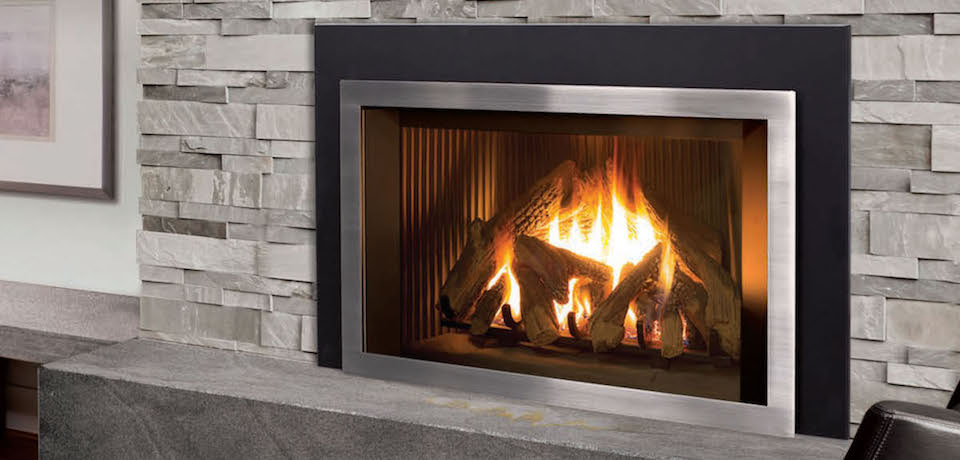 Enviro E33 Gas Fireplace Insert – InSeason Fireplaces