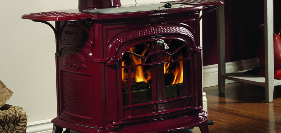 intrepid-ii-wood-stove-bordeaux_960x456 - Vermont Castings Intrepid II Catalytic Wood Burning Stove