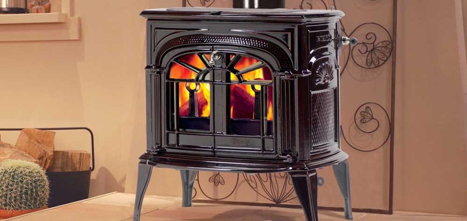 Vermont Casting Gas Fireplace Part - 23: Vermont Castings Intrepid II Catalytic Wood Burning Stove