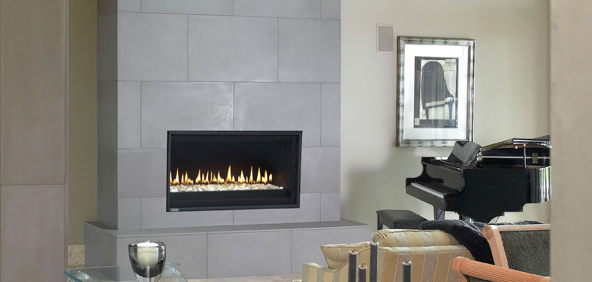 Montigo P52DF Direct Vent Gas Fireplace InSeason Fireplaces