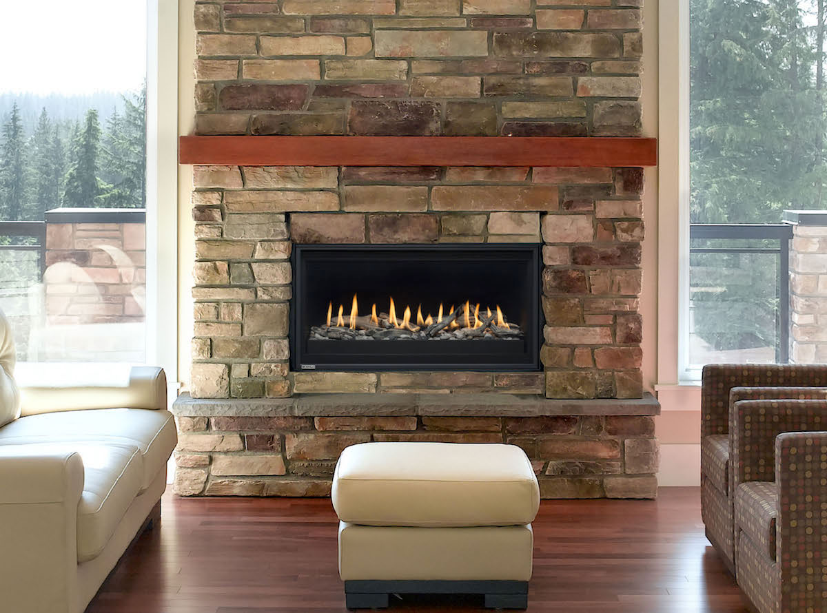 Montigo P52DF Direct Vent Gas Fireplace – InSeason