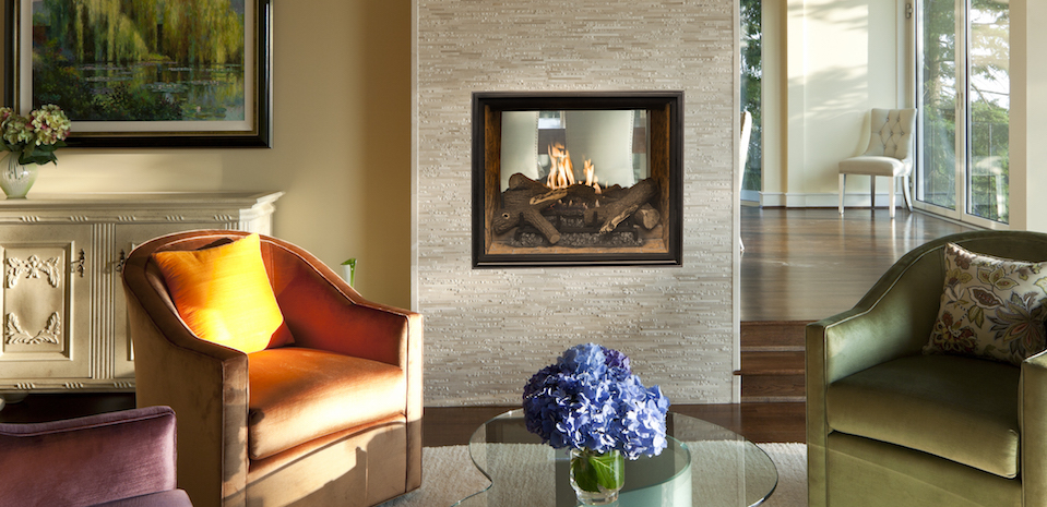 Town & Country TC36 See-Thru Gas Fireplace – InSeason Fireplaces ...