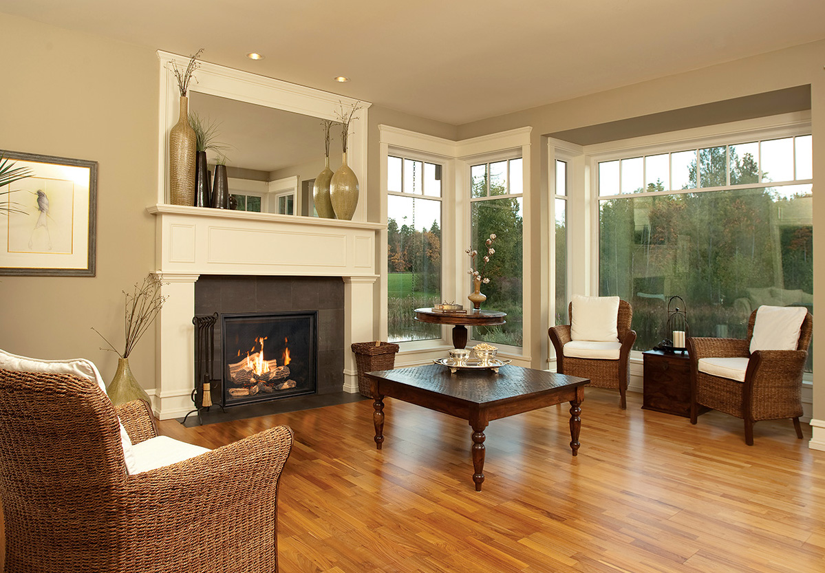 Town & Country TC36 Gas Fireplace – InSeason Fireplaces • Stoves ...