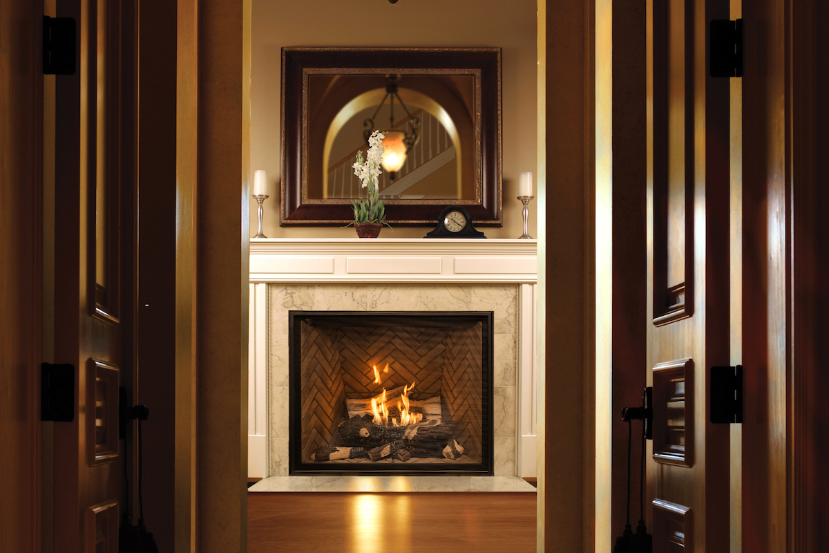 Town Country Tc42 Gas Fireplace Inseason Fireplaces Stoves Grills Rochester Ny