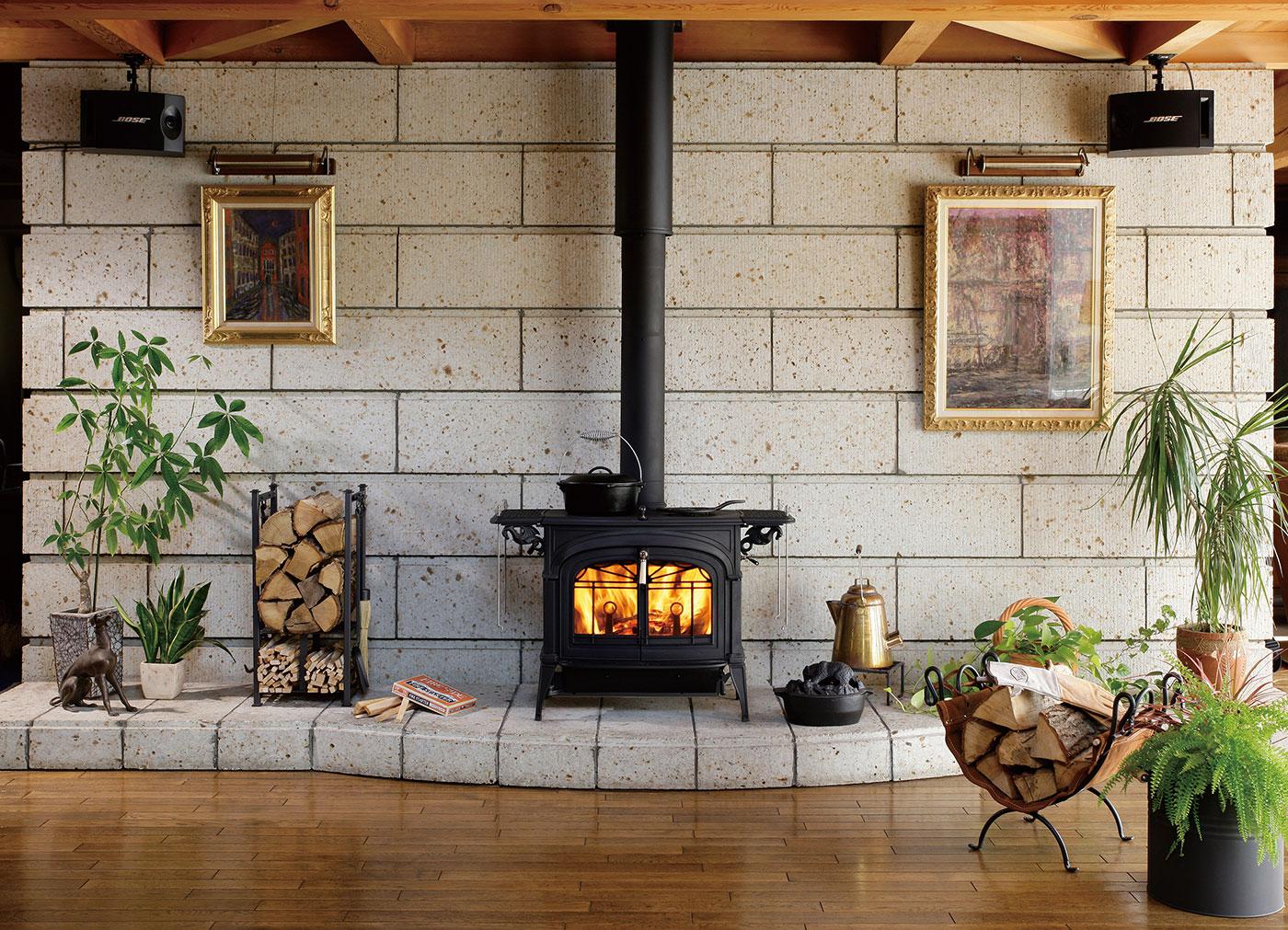Vermont Castings Encore Flexburn Wood Burning Stove