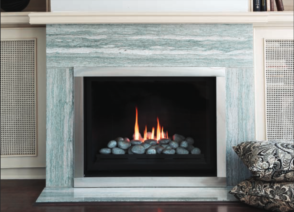 Montigo H38 Direct Vent Gas Fireplace – InSeason