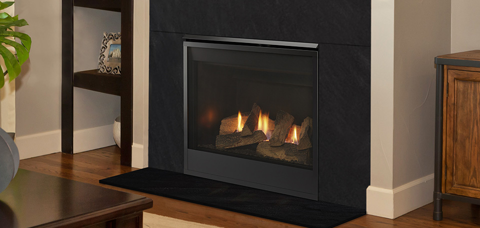 Majestic Mercury Direct Vent Gas Fireplace – InSeason