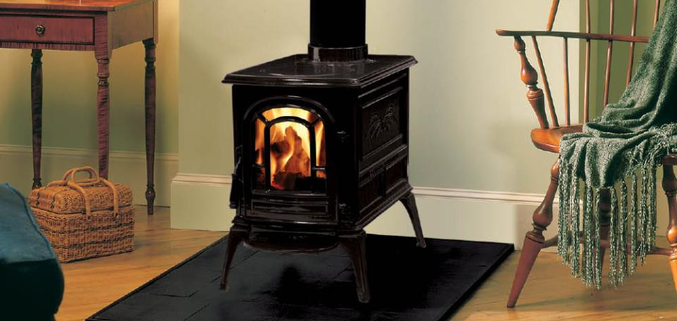 Vermont Castings Aspen Non Catalytic Wood Burning Stove