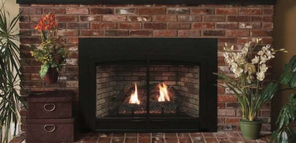 White Mountain Hearth Innsbrook Direct-Vent Gas Insert - Gas Fireplace Inserts €� InSeason Fireplaces €� Stoves €� Grills