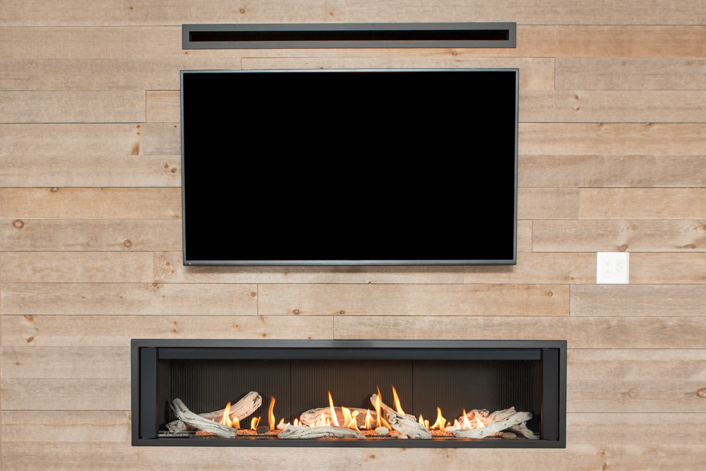 Valor L2 Linear Series 1700JNJP Gas Fireplace