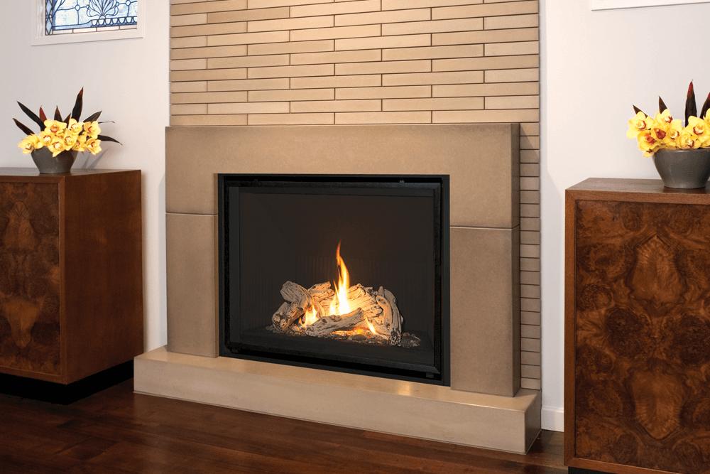 Valor H6 Series Gas Fireplace Inseason Fireplaces
