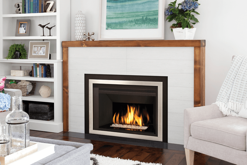 Valor G4 Gas Insert Series Inseason Fireplaces Stoves