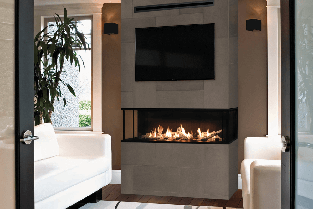 Valor LX2 3-Sided Series Fireplace – InSeason Fireplaces ...