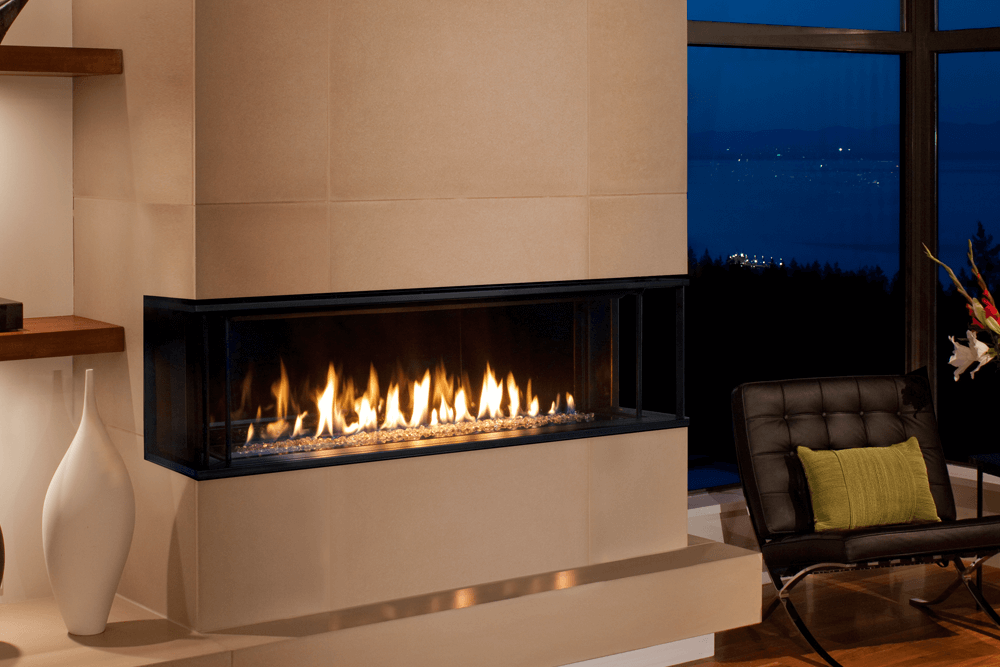 Valor Lx2 3 Sided Series Fireplace Inseason Fireplaces