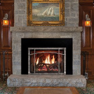 Vermont Castings Radiance Direct Vent Gas Stove Inseason